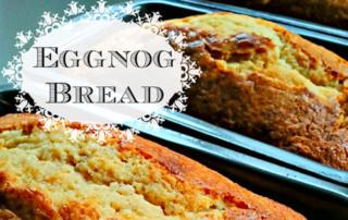 Recipe - Eggnogg Bread