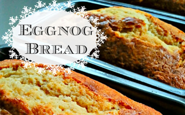 Recipe - Eggnogg Bread