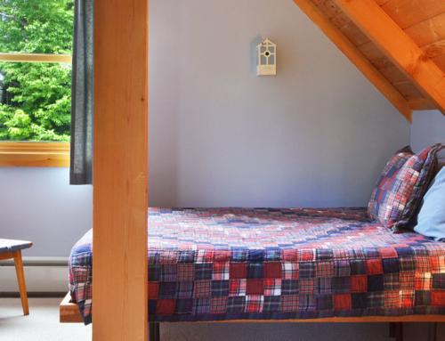 Birdhouse Guest Room