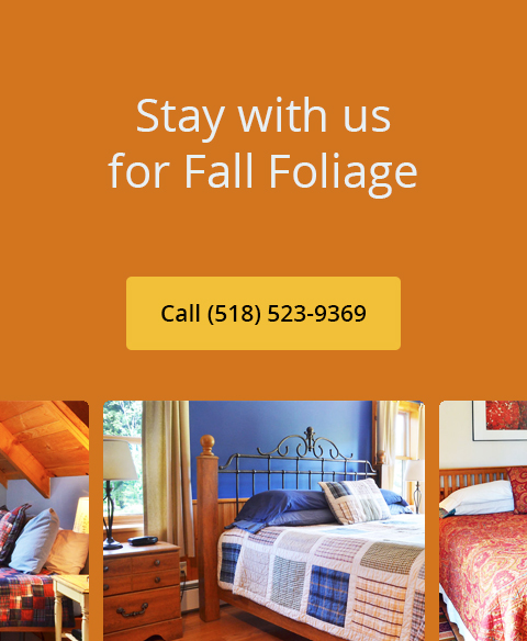 Stay with us for Fall Foliage!