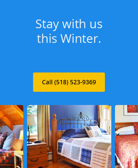 Stay with us this Winter