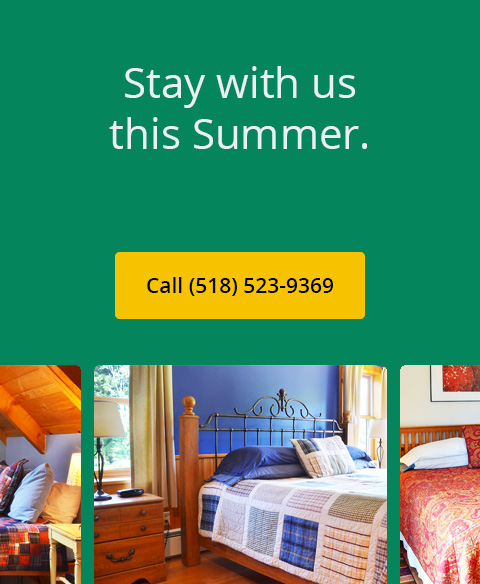 Stay with Us This Summer